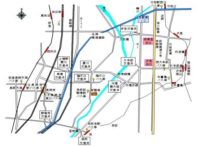 京都 駅前 運転 免許 更新 センター 駐輪場