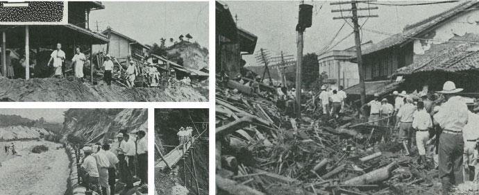 京都府議会/昭和28年南山城大水害 災害と府議会の関わりを振り返る