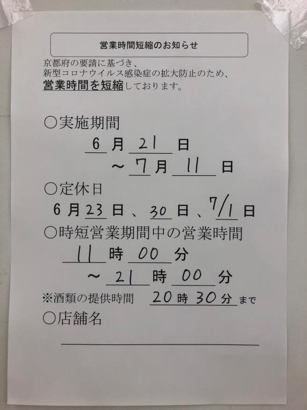 京都 市 コロナ 感染