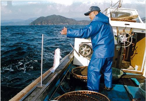 漁師になってみませんか/京都府...